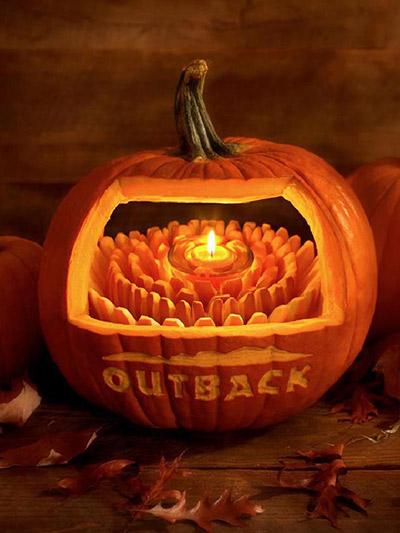 professional pumpkin carving images
