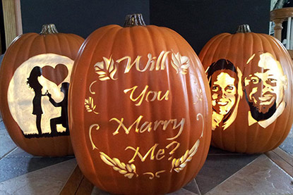 proposal pumpkins